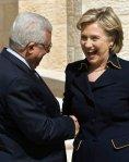 APTOPIX MIDEAST ISRAEL PALESTINIANS CLINTON