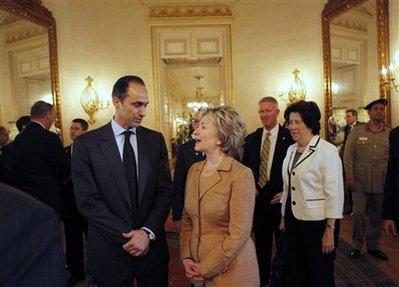 EGYPT Obama