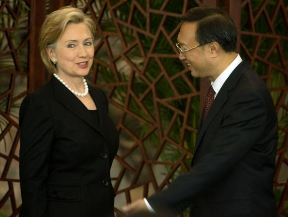 Secretary-of-State-Clinton-holds-press-conference-in-Beijing-9