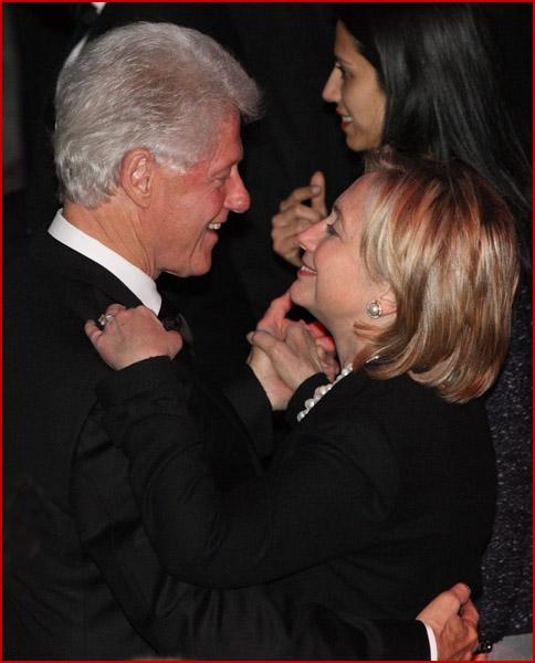 bill clintons loving wife